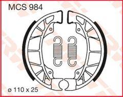 TRW BRAKE SHOES TRW MCS984