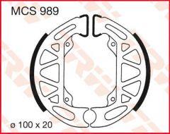 TRW BRAKE SHOES TRW MCS989