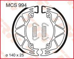 TRW BRAKE SHOES TRW MCS994
