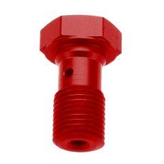 TRW BANJO BOLT RED M10X1 BREMBO