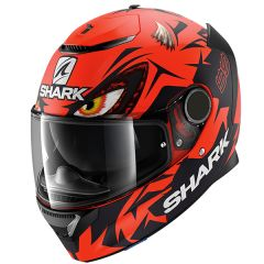 Shark Spartan Lorenzo MAT GP RKR