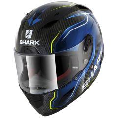 Shark Race-R Pro Guintoli Helmet Carbon/Blue/Yellow