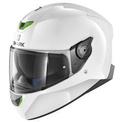 Shark Skwal 2 Blank Helmet White