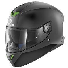 Shark Skwal 2 Blank Helmet Black/Matt/Anthracite