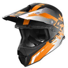 Shark Varial Anger Helmet Black/Orange/White