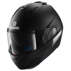 Shark Evo One 2 Blank Helmet Black