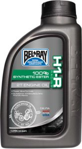 BEL-RAY OIL H1-R SYN ESTER 2T 1L