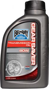 BEL-RAY OIL TRANS GEAR SAVER 80W 1L