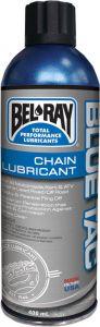 BEL-RAY LUBE CHAIN BLUE TAC 400ML