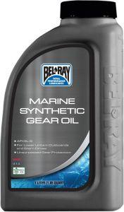 BEL-RAY OIL MARINE FULL SYN GEAR 1L
