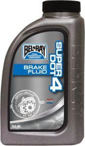 BEL-RAY FLUID BRAKE DOT 4 355ML