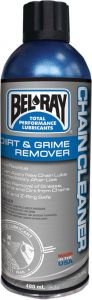 BEL-RAY CLEANER CHAIN SPRAY 400ML