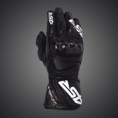 4SR Sport Cup Plus Leather Glove - Black