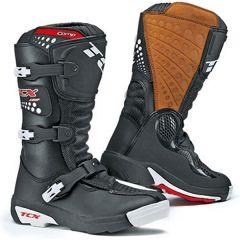 TCX Comp  Kids Boot Black