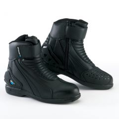 Spada Icon WP Leather Boot Black Size 40 Only