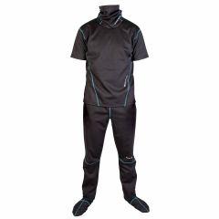 Spada Chill Factor 2 Thermal Short Sleeve Base Layer Black UK 14
