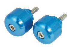 BAR END HONDA CBR600 / 900 / 1100 BLUE