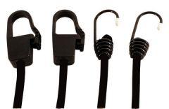 Elastics Lockable Hook 36  10 Pieces
