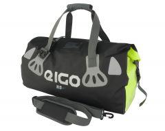 Eigo 60L Roll Duffel Wet Bag Black