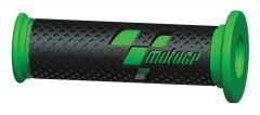 Motogp Race Grip Black Green