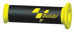 Motogp Race Grip Black Yellow