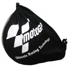 Motogp Drawstring Helmet Bag Black / Grey