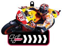 Motogp Pvc Keyfob 2013 Marquez #93