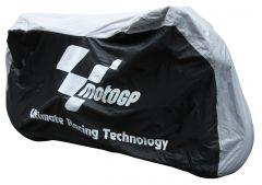 Motogp Rain Cover Black & Grey Medium >600Cc