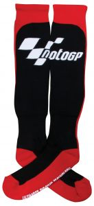 Motogp Boot Socks Black Winter Socks