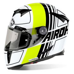 Airoh GP500 Full Face - Scrape Yellow Gloss - XS