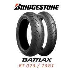 Bridgestone Battlax BT-023 & 023 GT