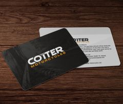 Cotter MC - Gift Card