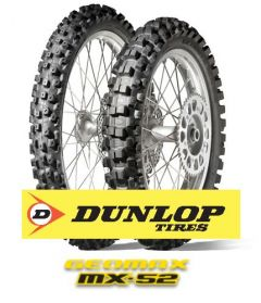 DUNLOP DUNLOP GEOMAX MX52