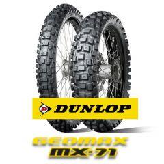 DUNLOP DUNLOP GEOMAX MX-71