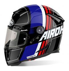 Airoh GP500 Full Face - Scrape Black Gloss - XS