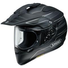 Shoei Hornet Adventure & Dual Sport Helmet Navigate Matt Black Matt