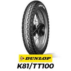 DUNLOP DUNLOP K81 TT100