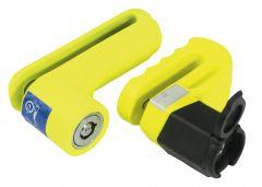 Disc Lock 10Mm Steel Pin With Pouch Heavy Duty