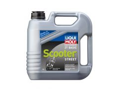 Liqui Moly - Oil 2-Stroke - Mineral - Basic Scooter Street - 4L