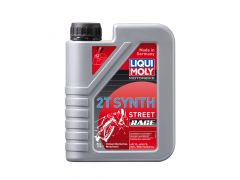 Liqui Moly - Oil 2-Stroke - Fully Synth - Street Race - 1L