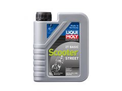 Liqui Moly - Oil 2-Stroke - Mineral - Basic Scooter Street - 1L