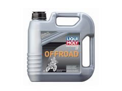 Liqui Moly - Oil 2 Stroke - Semi Synthetic - Off Road Race - 4L