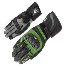 Orina Splash Glove Blk/Green