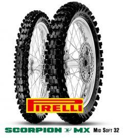Pirelli Scorpion MX Mid Soft 32