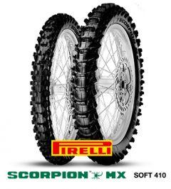 Pirelli Scorpion MX Soft 410