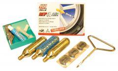 Rep-And-Air Tubeless Temporary Puncture Repair Kit 5060351
