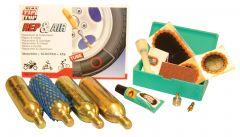 Rep-And-Air Tube Type Temporary Puncture Repair Kit 5060375