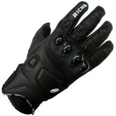 Richa Rock Leather Black