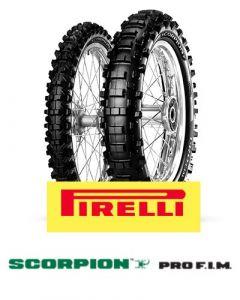 Pirelli Scorpion Pro F.I.M.