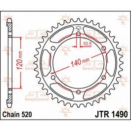 JTR1490.42 Jt jtr1490.42 sprkt rear 42t
